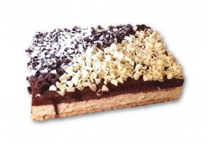 Mousse de Tres Chocolates